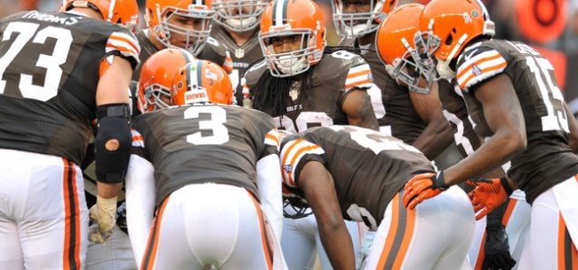Cleveland Browns – 2013 NFL Team Preview