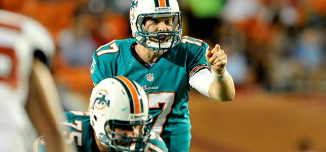 Miami Dolphins – 2013 NFL Team Preview