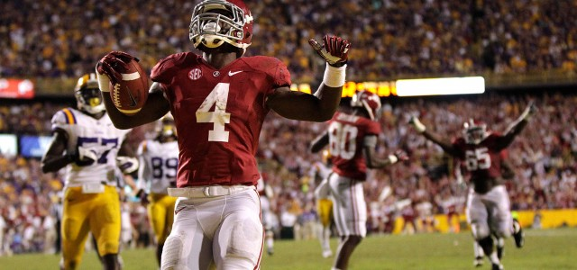 Ten Most Anticipated College Football Games in 2013