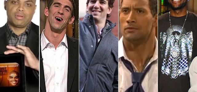Top 10 SNL Professional Sports Hosts