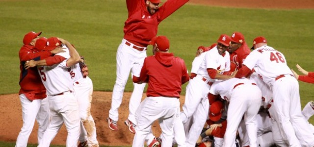 11 Reasons the MLB Playoffs is the Greatest in Pro Sports