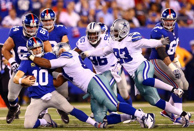 Cowboys Giants