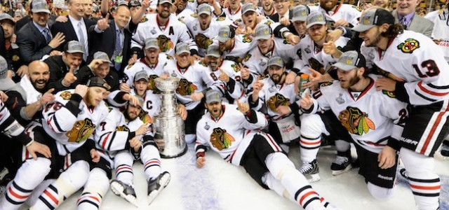NHL Futures: 2014 Stanley Cup Odds