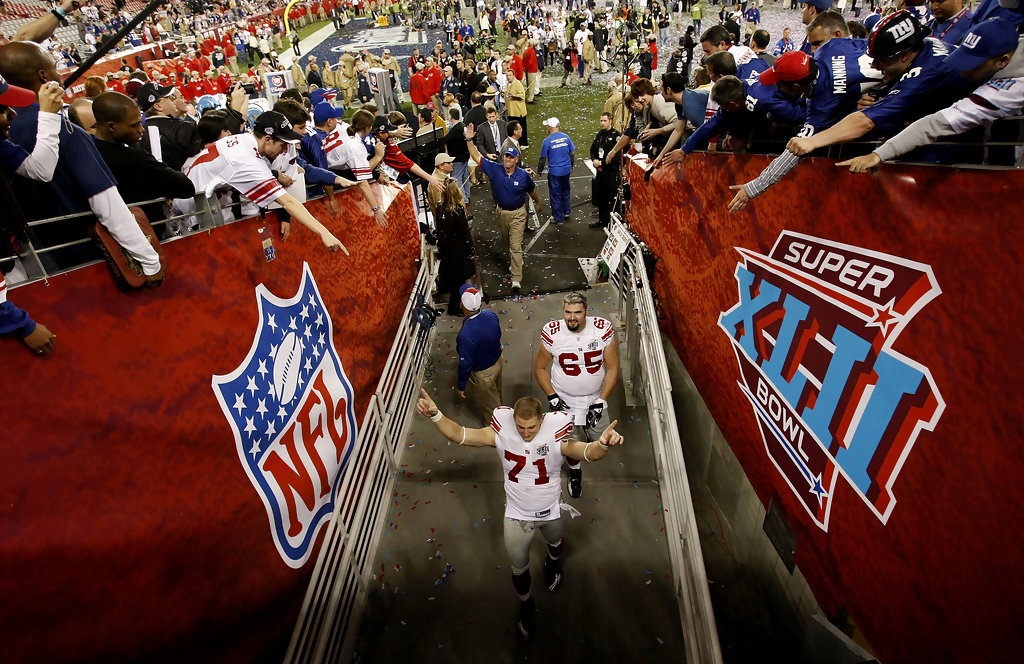new york football giants playoff history images