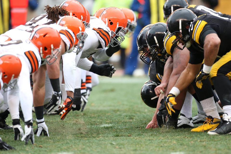NFL_Cleveland Browns Pittsburgh Steelers