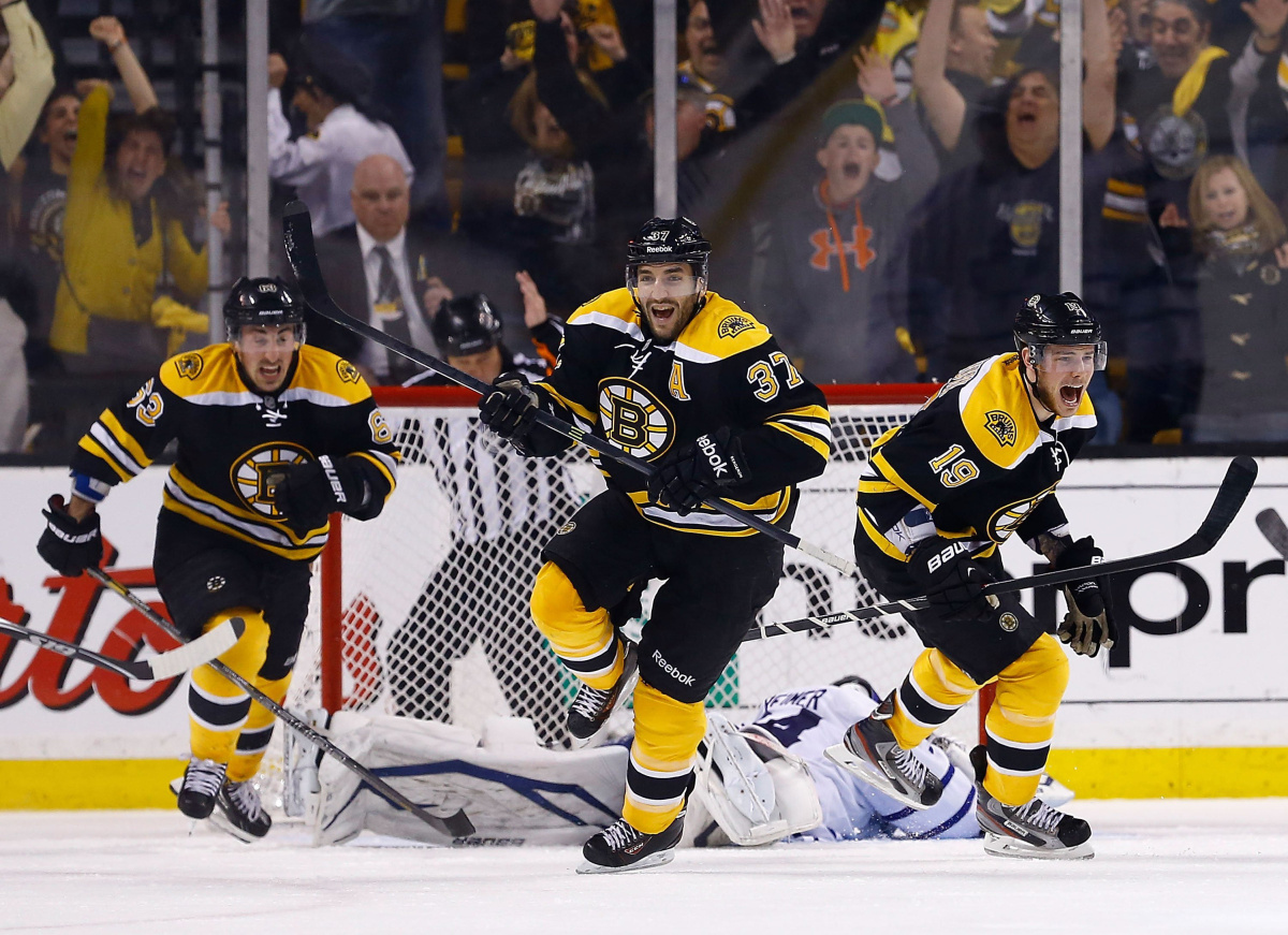 Boston Bruins: 12 NHL Games You Won't Want To Miss