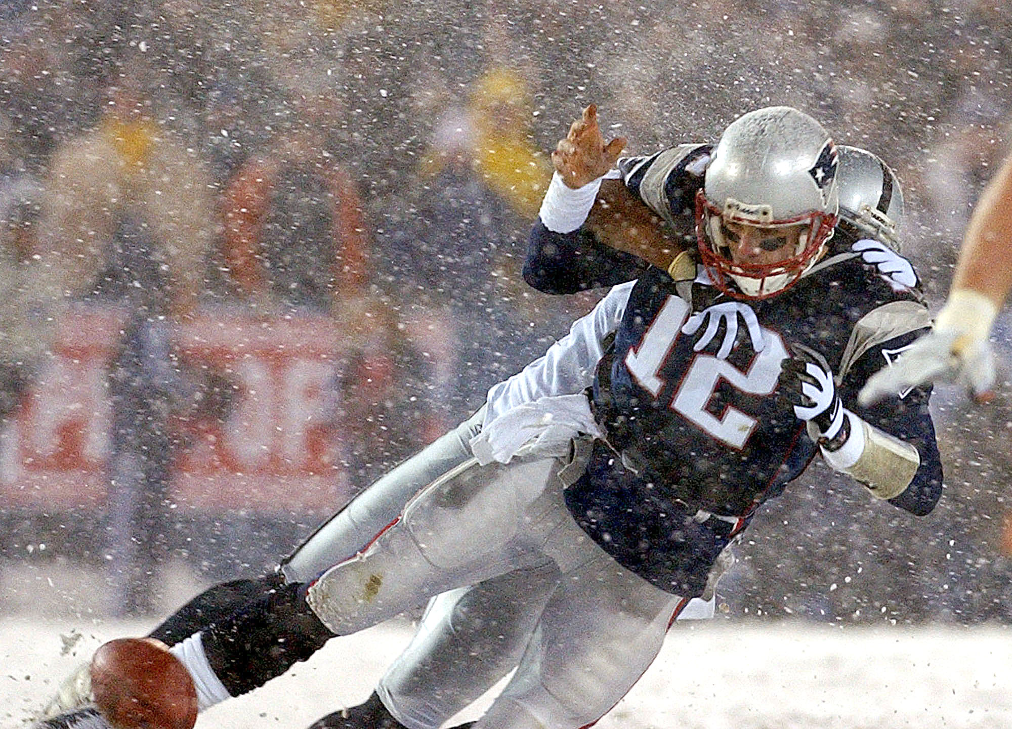 Brady saved by tuck rule
