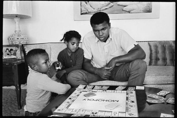 Muhammad Ali, Kids, Boxing