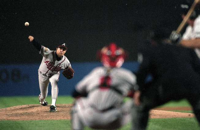 Greg Maddux, Atlanta Braves, MLB