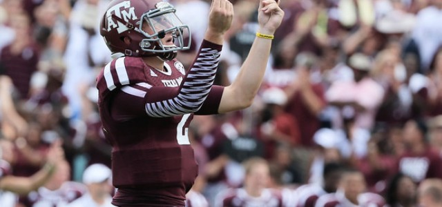 5 Games Every Texas A&M Fan Would Cut Class To Be At