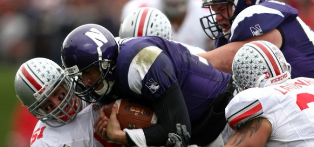Ohio State vs. Northwestern Football Game Preview – October 5, 2013