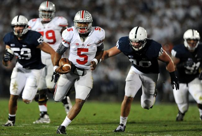 Game time, TV details set for Penn State vs Ohio State
