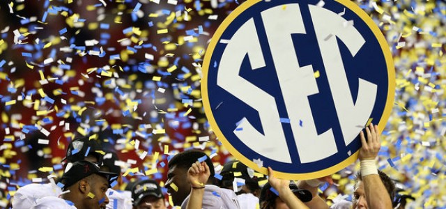 SEC College Football Betting Preview