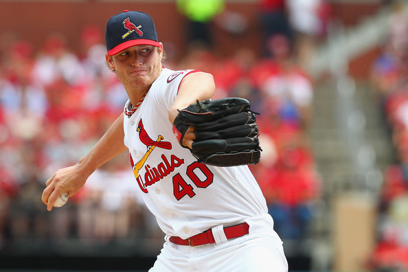 Shelby Miller, St. Louis Cardinals. MLB