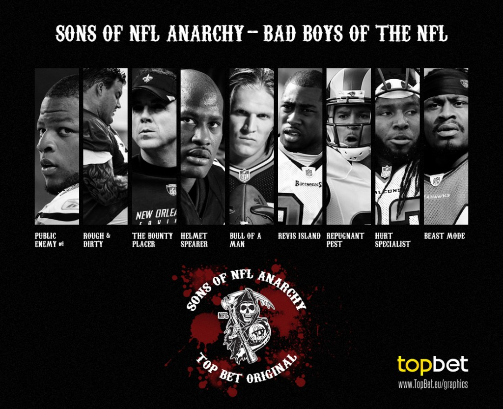 The Bad Boys of the NFL