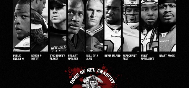 Sons of NFL Anarchy – NFL Bad Boys