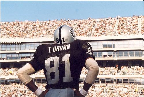 Tim Brown, NCAA Football, College Football, Notre Dame Fighting Irish
