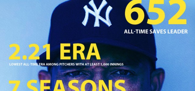 Mariano Rivera Tribute: Celebrating a Baseball Icon & the Best Bet in Sports