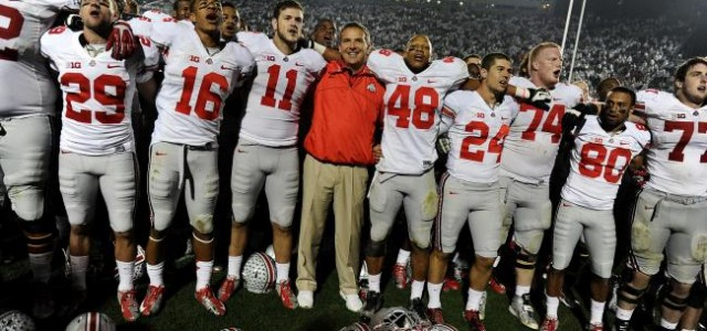 4 Biggest Ohio State Football Rivals October 7, 2013