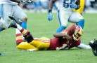 Is RG3 fumbling away the Redskins' chances to win the NFC East this season?
