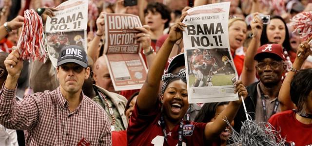 10 Facts Alabama Crimson Tide Fans Should Know