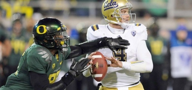 UCLA Bruins vs. Oregon Ducks – NCAA Football 2013 Preview