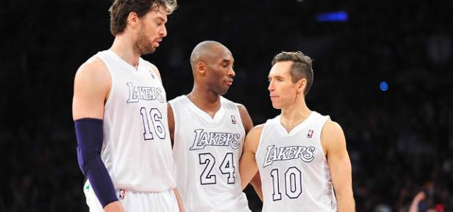 5 Reasons Why the LA Lakers Won't Make the 2013-14 NBA Playoffs