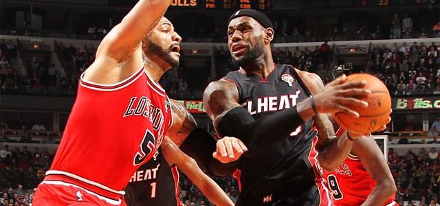 2013/2014 NBA Season Opener – Chicago Bulls vs Miami Heat Preview