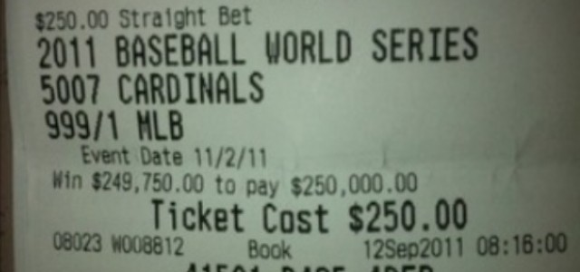 Top 4 MLB World Series Betting Tips
