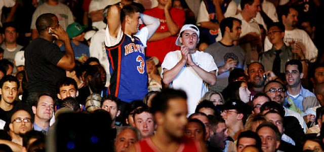 NY Knicks Fans – 6 Places They Should Never Get Caught