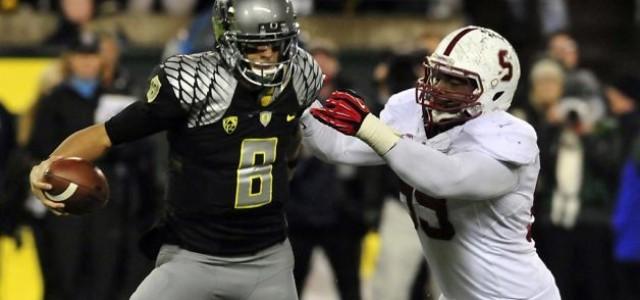 Oregon Ducks vs. Stanford Cardinal – NCAA Football Preview