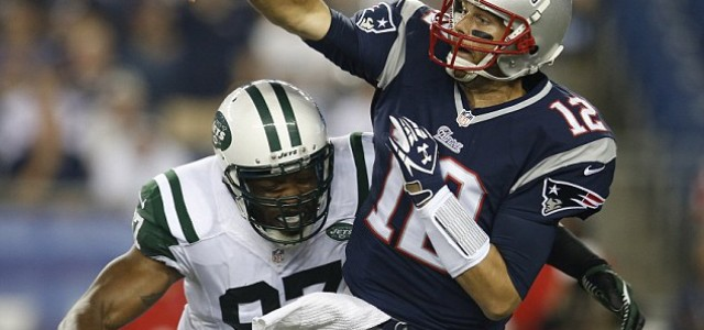 NFL Sunday: New England Patriots vs. New York Jets Preview
