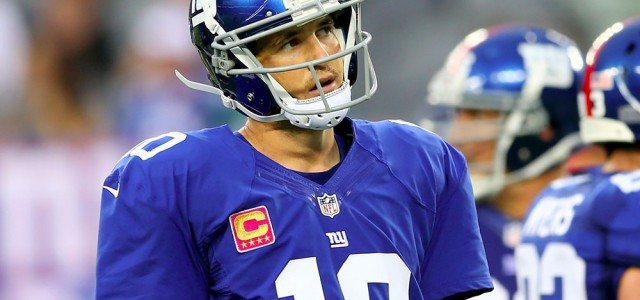 Eli Manning Predictions for 2013-2014