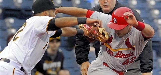 Sports Betting Preview — October 9, 2013: Pirates vs Cardinals & Blackhawks vs Blues