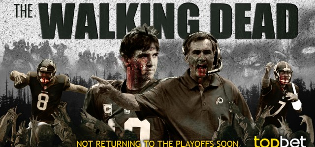 NFL Zombies – Biggest NFL Flops of the 2013/2014 Season