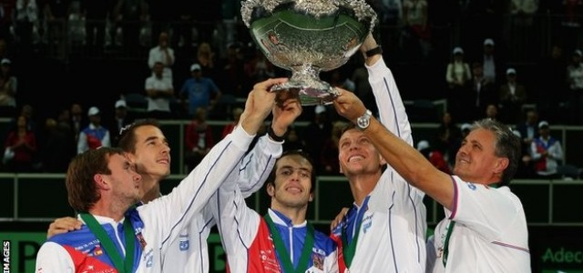 2013 Davis Cup Final Preview