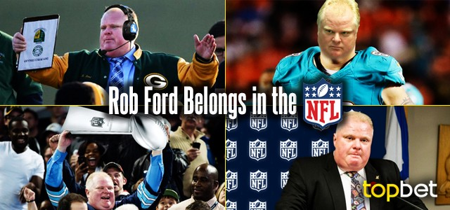 Rob Ford NFL Football Picks for Week 14
