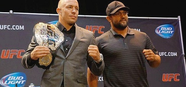 GSP vs. Hendricks – UFC 167 Preview