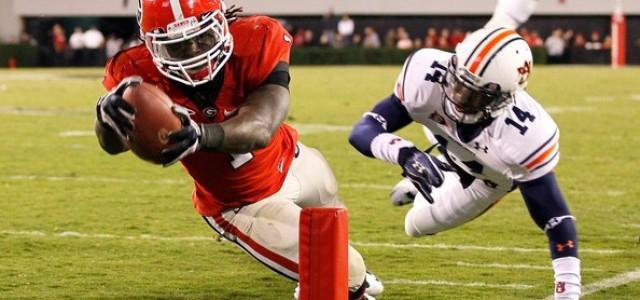 Auburn Tigers vs. Georgia Bulldogs – College Football Preview