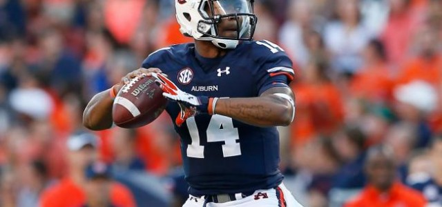 Auburn Beats Georgia on 73-yard Hail Mary Miracle Pass from Nick Marshall
