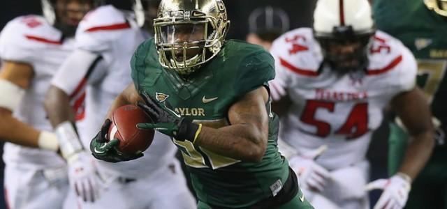 Baylor Bears vs. Oklahoma State Cowboys – College Football Preview