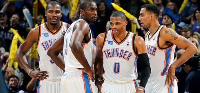 TNT Double Header NBA Betting Preview: Clippers vs. Thunder & Bulls vs. Nuggets