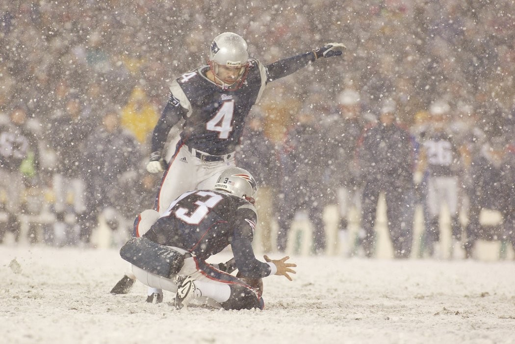 Top 10 Bad Weather NFL Football Games