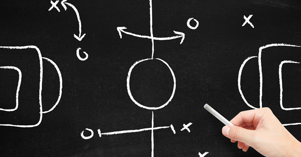 game-plan-on-chalkboard | Sports Betting Tips, News, and Analysis