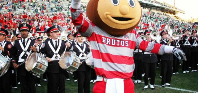 Top 10 College Football Marching Band Performances