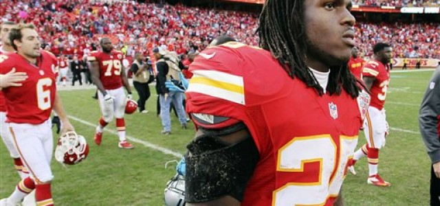 Jamaal Charles Youtube Video Features Him Catching His Own Pass
