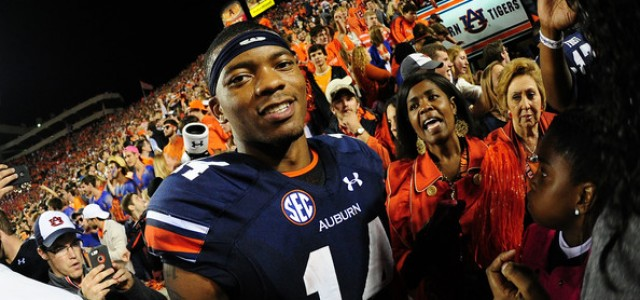Auburn Returns Missed Field Goal for Touchdown to Beat Alabama