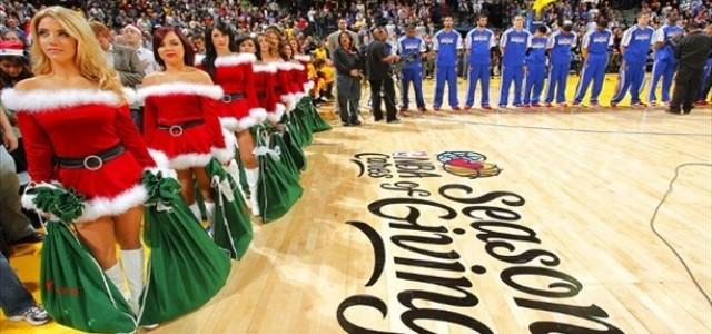 nba basketball christmas day games 2013 preview - Nfl Christmas Games