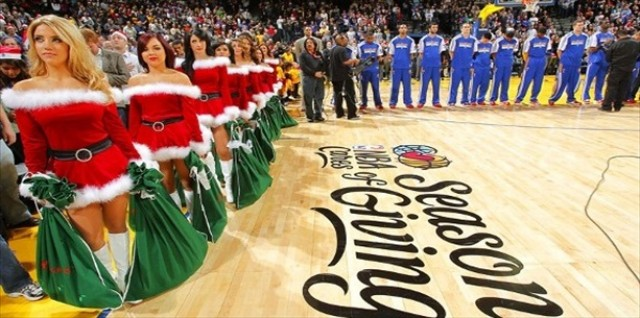 nba basketball christmas day games 2013 preview - Christmas Day Games