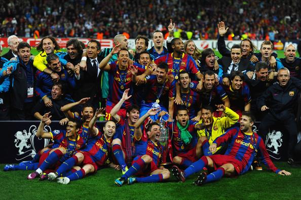 Image result for Barcelona club wins La Liga title